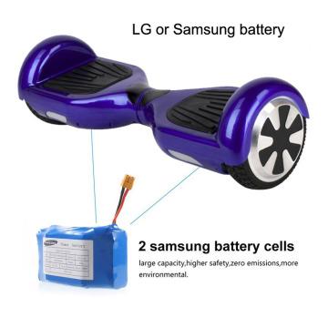 """Scooter de balanceamento de duas rodas de 6,5 """"de alta qualidade"""