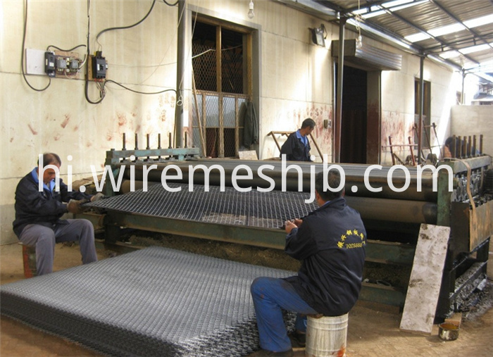 Expanded Wire Mesh Panels