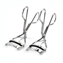 Hochwertige Mode tragbaren Edelstahlgriff Wimpernzange zum Wimpernkräuseln für kosmetische Zwecke