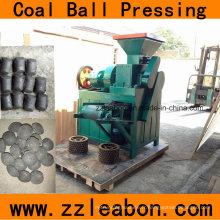 Machine de Squeeze de boule de poudre de charbon de bois de diverse forme