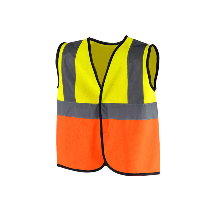 Baby roadway safety school vest