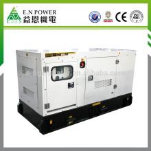 Generador diesel súper silencioso de 6kw con motor Kubota importado de Japón