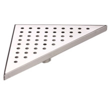 Triangle Stainless Steel Shower Drain