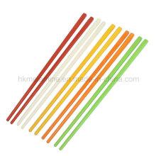 Palillos de melamina clasificados colores 27cm (CH004)