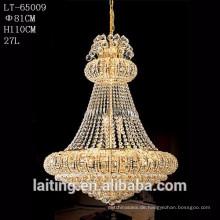 Islamischer dekorativer Dekor beleuchtet Kronleuchter mit Metallkrone