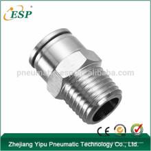 regulador de alta pressão do tipo esp, tubo pneumático do plutônio
