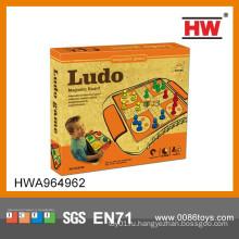 Интересная магнитная игра для детей Ludo для детей