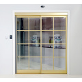 Automatic Door with Less Malfunction for Interior Areas