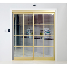 Anti-slip Interactive Automatic Door