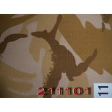 Wüste Fuchs 220GSM Rip-Stop Tarnung militärischen Stoff