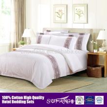 Alta Qualidade Novo Produto pura roupa de cama de linho