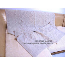Cashmere AB Throw 0857
