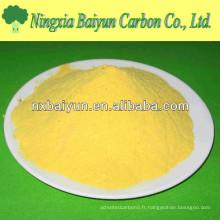 chlorure de polyaluminium pac poudre pour le traitement de l'eau potable