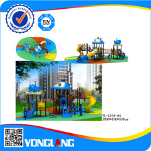 Colorful Outdoor Climbing Playground for Kids Game