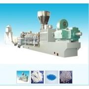 Agua-lazo lineas de peletizado de plásticos de ingeniería