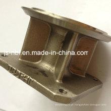 Peças de torneiro de latão do CNC da precisão da alta qualidade do OEM