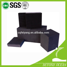 2015 Eco- friendly air purification honeycomb activated carbon