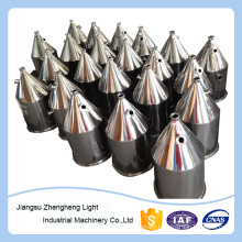 Conical Stainless Steel Clamp Hopper for Package and Medicine