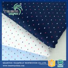 210 denier polyester Impression de tissu oxford pour le shirting