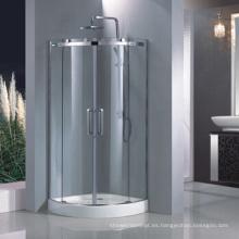 Puerta de ducha de vidrio templado de 8 mm
