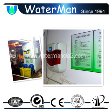 chlorine dioxide generation system for water treatment system