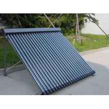 Solarsammler mit Solar-Keymark