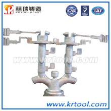 Coulée de Squeeze de haute qualité de fabricant pour des composants d'ingénierie