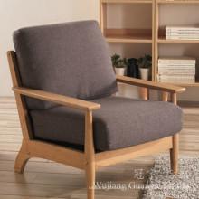 Lin 100% de polyester comme les tissus à la maison pour le sofa