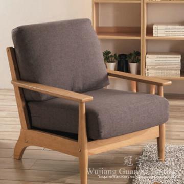 El lino 100% del poliéster le gusta las telas de materia textil caseras para el sofá