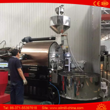 60kg Commercial Coffee Roasting Machine Gas Coffee Roaster