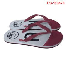 latest style new design modern flip flops sandals for men