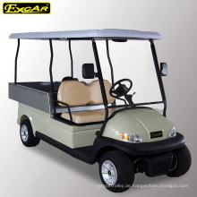 2 Sitzer A1h2 Dienstwagen Elektrischer Golfwagen mit Ladung