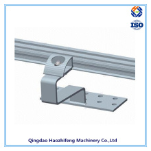 Stainless Steel Rail for Roof Mounting Solar Racking System