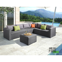 Schönes Tastbares Outdoor-Sofa-Set