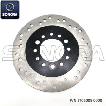 BAOTIAN SPARE PART BT49QT-7 Front brake disc (P/N:ST05009-0000) TOP QUALITY