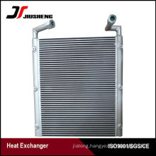 China Aluminum Engine Heat Exchanger For Kobelco SK135