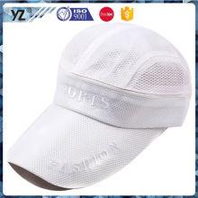 Vente directe d'usine toutes sortes de chapeaux de sport de course Chine en gros