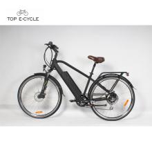 Heißer verkauf billig 36 v 250 watt nabenmotor elektrische city bike 2018