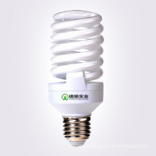 High Lumens Output T2 Full Spiral Energy Saving Lamp 9W