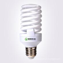 Lâmpada de poupança de energia 9W espiral alta completa do T2 da saída dos lúmens