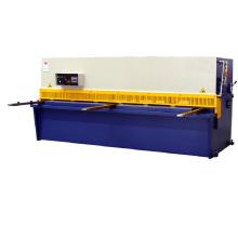 Máquina de cisalhamento hidráulico de vigas QC12y