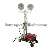 Tipo novo torre de luz móvel / torre de iluminação / torre de luz de gerador