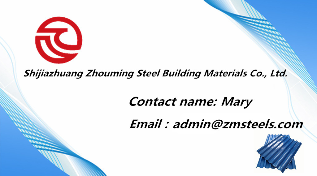 Galvanized Steel Sheet Canada