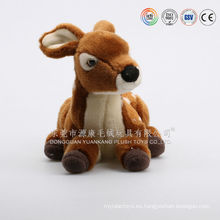 Nuevas decoraciones de Navidad al aire libre juguetes de peluche Árbol de Navidad
