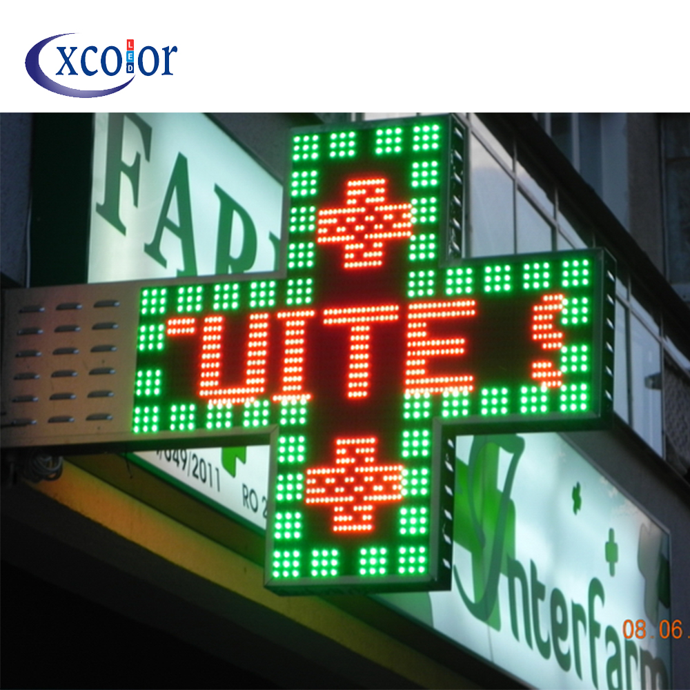 LED Cross Screen