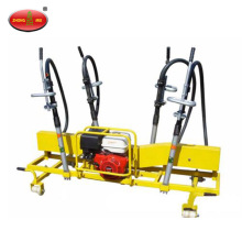 Motor de gasolina Motor Rail Track Soft Shaft Tamping Machine
