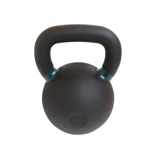 53 LB Powder Coated Kettlebell