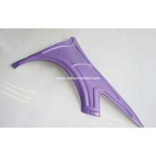 Parte plástica de PVC