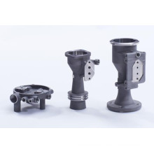 Fundición de precisión de aluminio OEM con mecanizado