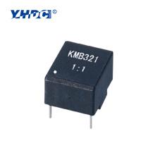10KHz-200KHz IGBT/MOS driver pulse train universal trigger transformer wigh PCB mounting mode